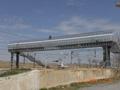 400 m2 Üst Geçit Üzeri Polikarbon Kaplama Eskişehir (Beylikova Hızlı Tren Üst Geçidi)
