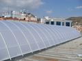 360 m2 Polikarbon Çatı Işıklığı Muğla (Org.Mustafa Muğlalı İş Hanı)