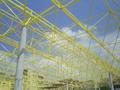 320 m2 Polikarbon Pazaryeri Çatısı Muğla (Ortaca Pazar Yeri)